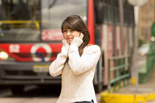 بخاطر قلبتان از ترافیک و سروصدا دوری کنید