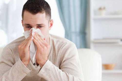 گرفتگی بینی را درمان کنید