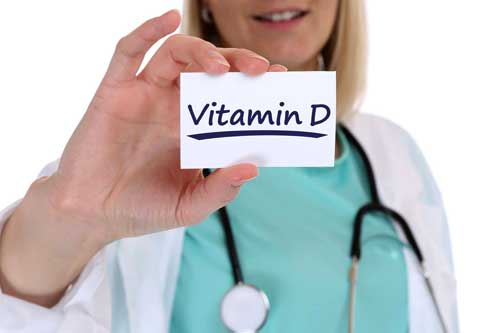 ویتامین D مورد نیاز بدن چقدر است؟
