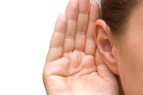 پارگی پرده گوش